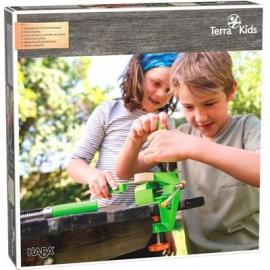 HABA® - Terra Kids - Schraubstock & Schraubzwingen