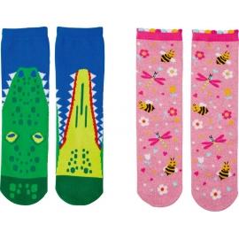 Magic Socks Fröhl.Ostern, one size (Gr.26-36), sortiert