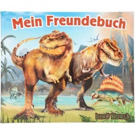 Depesche - Dino World - Freundebuch