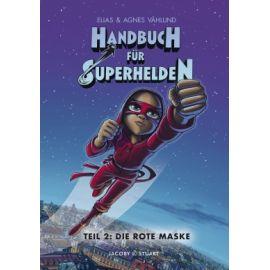 Das Superhelden Handbuch 2 - rote Maske