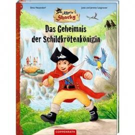 Coppenrath Verlag - Käptn Sharky - Das Geheimnis der Schildkrötenkönigin