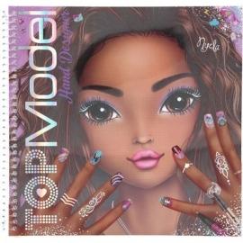 Depesche - TOPModel Hand Designer Malbuch