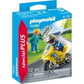 Playmobil® 70380 Jungs mit Racingbike