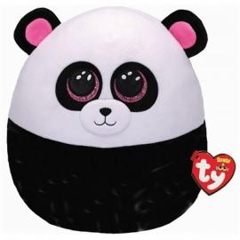 Ty - Squish a Boo Kissen - Bamboo Panda, 20 cm
