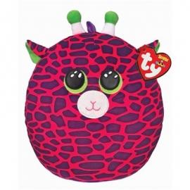 Ty - Squish a Boo Kissen - Gilbert Giraffe, 20 cm