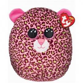 Ty - Squish a Boo Kissen - Lainey Leopard, 35 cm