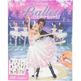 Depesche - TOPModel - Stickerworld Ballett