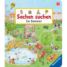 Ravensburger 43896 Sachen suchen: Im Sommer
