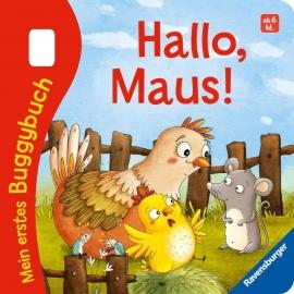 Ravensburger 41666 Mein erstes Buggybuch: Hallo, Maus!