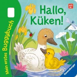 Ravensburger 41669 Mein erstes Buggybuch: Hallo, Küken!