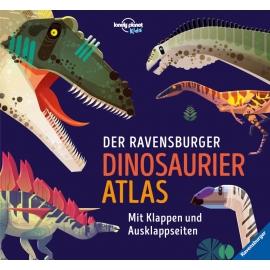 Ravensburger 48012 Der Ravensburger Dinosaurier-Atlas