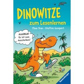Ravensburger 53032 Dinowitze zum Lesenlernen
