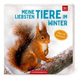 Coppenrath Verlag - Meine liebsten Tiere im Winter
