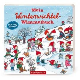 Coppenrath Verlag - Mein Winterwichtel-Wimmelbuch