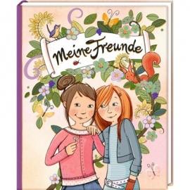 Coppenrath Verlag - Freundebuch: Girls only - Meine Freunde