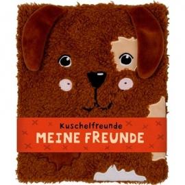Coppenrath Verlag - Freundebuch: Kuschelfreunde - Meine Freunde, Hund
