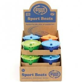 Green Toys - Sportboote im Karton-Display (MQ12)