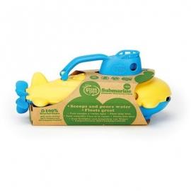 Green Toys - U-Boot mit blauem Griff