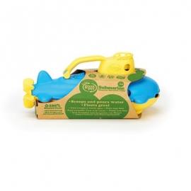 Green Toys - U-Boot mit gelbem Griff