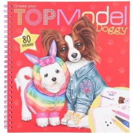 Depesche - TOPModel - Create your TOPModel Doggy Malbuch