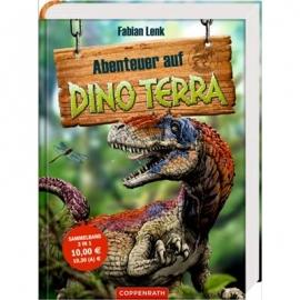 Coppenrath Verlag - Abenteuer auf Dino Terra, Sammelband
