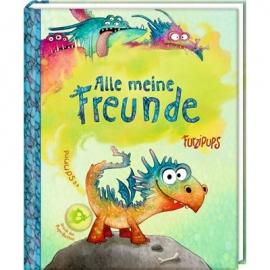 Coppenrath Verlag - Freundebuch: Furzipups - Alle meine Freunde, m.Pups-Sound