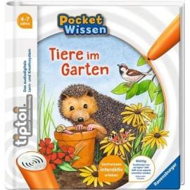 Ravensburger Buch - tiptoi - Tiere im Garten