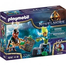 Playmobil® Novelmore 70747 - Violet Vale - Magier der Pflanzen