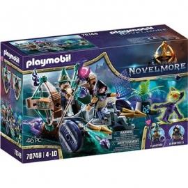 Playmobil® Novelmore 70748 - Violet Vale - Dämonen-Fangwagen