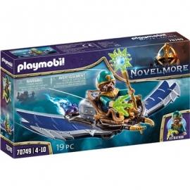 Playmobil® Novelmore 70749 - Violet Vale - Magier der Lüfte