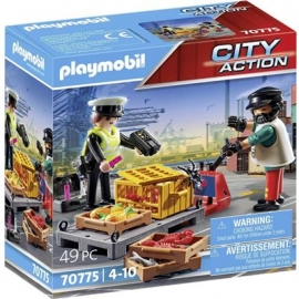 Playmobil® 70775 - City Action - Action Zollkontrolle