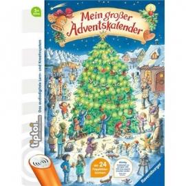 Ravensburger Buch - tiptoi - Mein großer Adventskalender