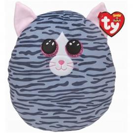 Ty - Squish a Boo Kissen - Kiki Katze, 20 cm