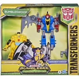 Hasbro - Transformers Bumblebee Cyberverse Adventures sort.