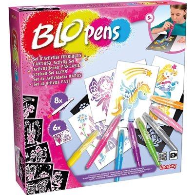 Blopens - Sprühstifte Set Fantasie