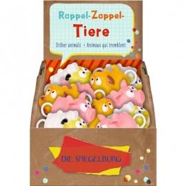 Die Spiegelburg - Bunte Geschenke - Rappel-Zappel-Tiere