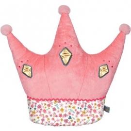 Die Spiegelburg - Prinzessin Lillifee - Kronen-Kissen, Glitter und Gold