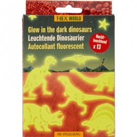 Die Spiegelburg - T-RexWorld - Leuchtende Dinosaurier, Nachtleuchtend