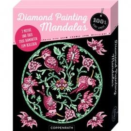 Coppenrath Verlag - 100% selbst gemacht - Diamond Painting Mandalas