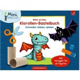 Coppenrath Verlag - Mini-Künstler - Mein erstes Klorollen-Bastelbuch