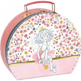 Die Spiegelburg - Prinzessin Lillifee - Gr. Spielkoffer, GlitterundGold