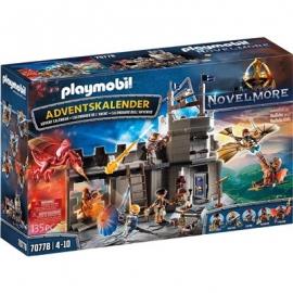 Playmobil® Adventskalender 70778 - Novelmore Darios Werkstatt
