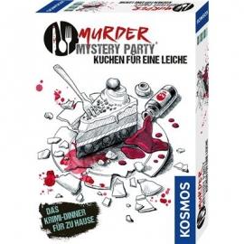 KOSMOS - Murder Mystery Party - Kuchen für eine Leiche