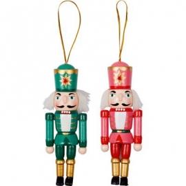 Die Spiegelburg - Nussknacker-Anhänger, Weihnachten