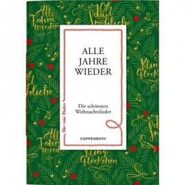 Coppenrath Verlag - Der rote Faden No.168: Alle Jahre wieder, Weihnachtslieder