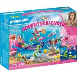 Playmobil® Adventskalender 70777 - Badespaß Meerjungfrauen