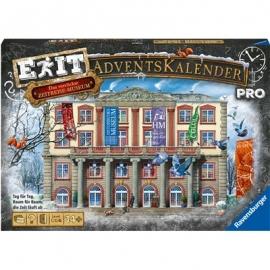 Ravensburger - EXIT Adventskalender pro - Das verrückte Zeitreisemuseum
