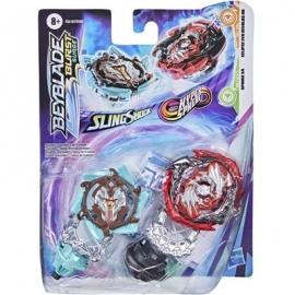 Hasbro - Beyblade Burst Surge Dual Collection Packs