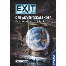 KOSMOS - EXIT - Das Buch, Der Adventskalender - Das Unheil am Nordpol