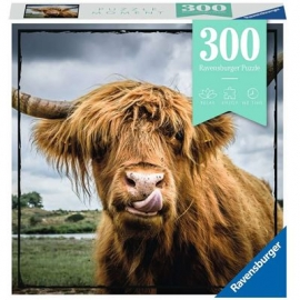 Ravensburger - Highland Cattle, 300 Teile